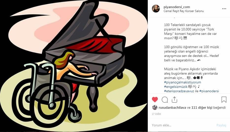 Engelsiz Piyano